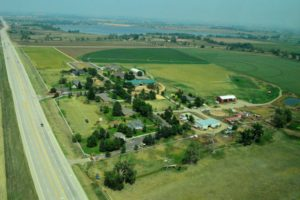 overview of MSCH property Longmont